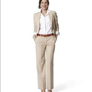 • Ann Taylor • Petite Two Piece Woman's Pant Suit